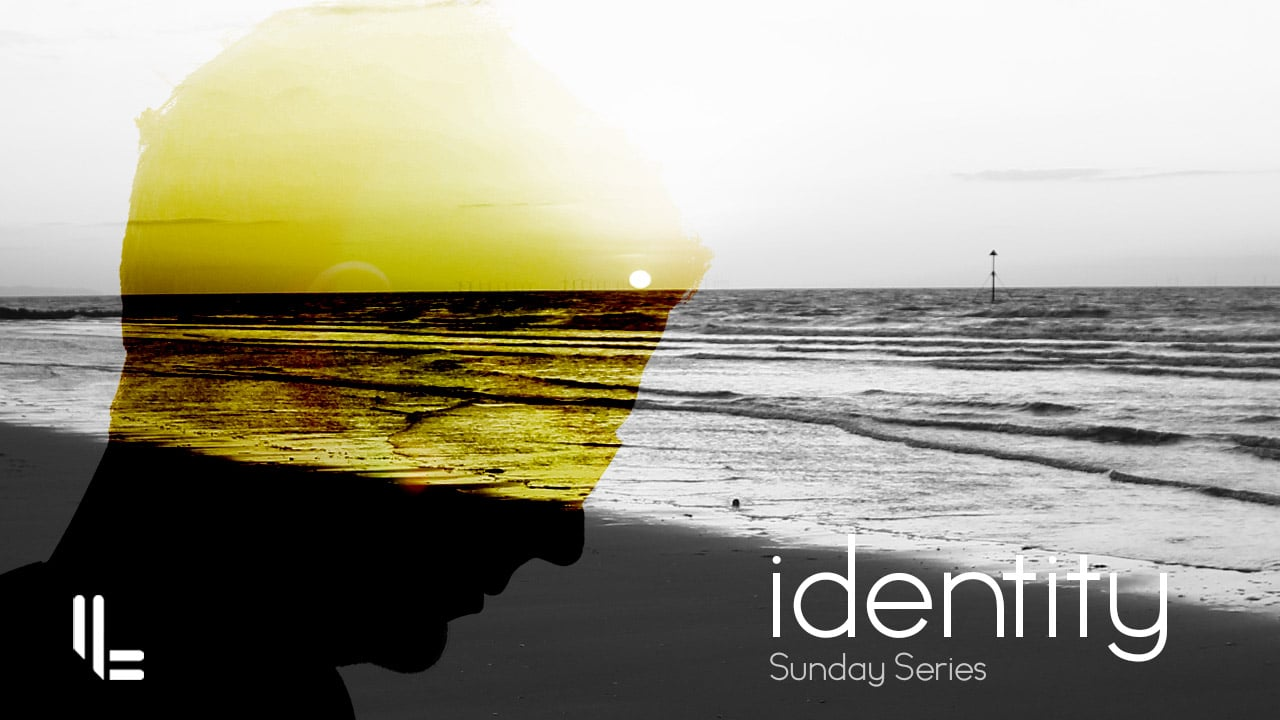 Identity sermon series youtube image - ChurchTrain