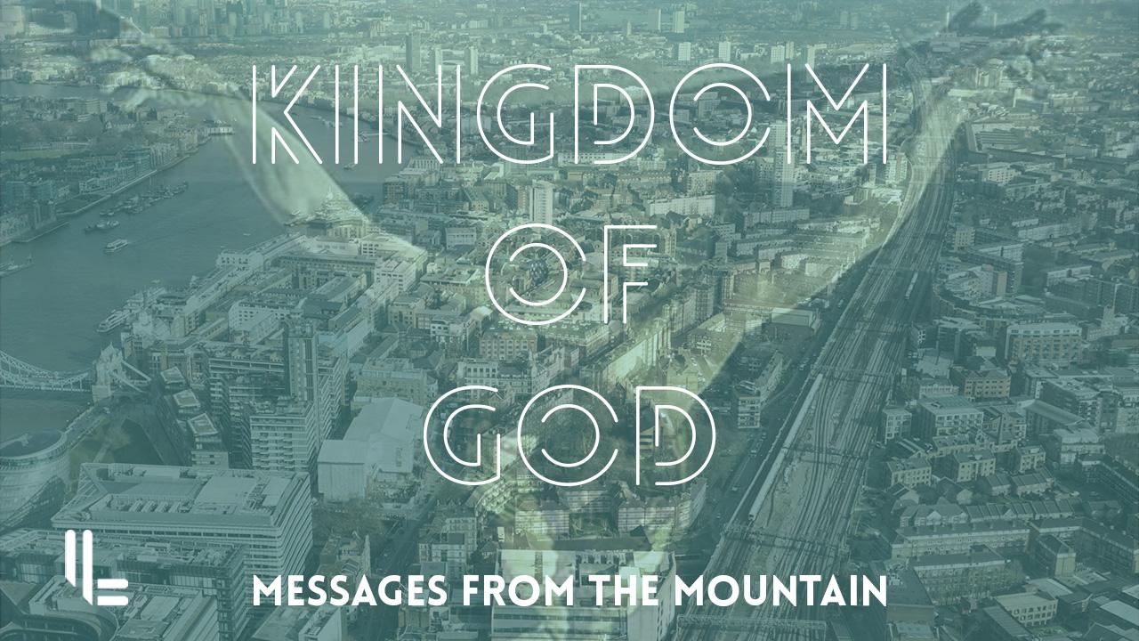 Sermon Series Design Kingdom of God - ChurchTrain